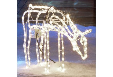 Outdoor Christmas Lights & Decorations