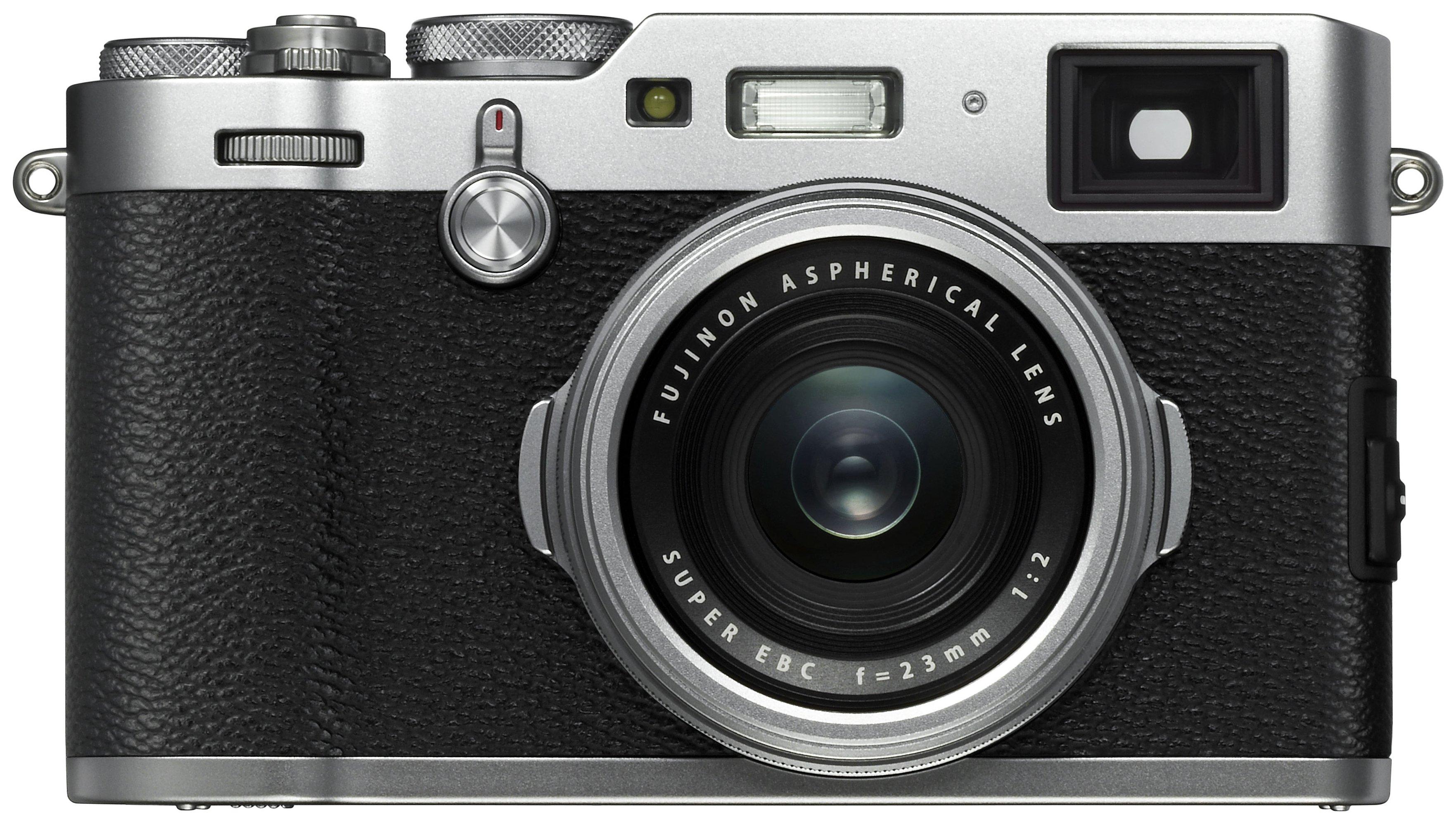 Image of Fujifilm X100F Mirrorless Camera Silver