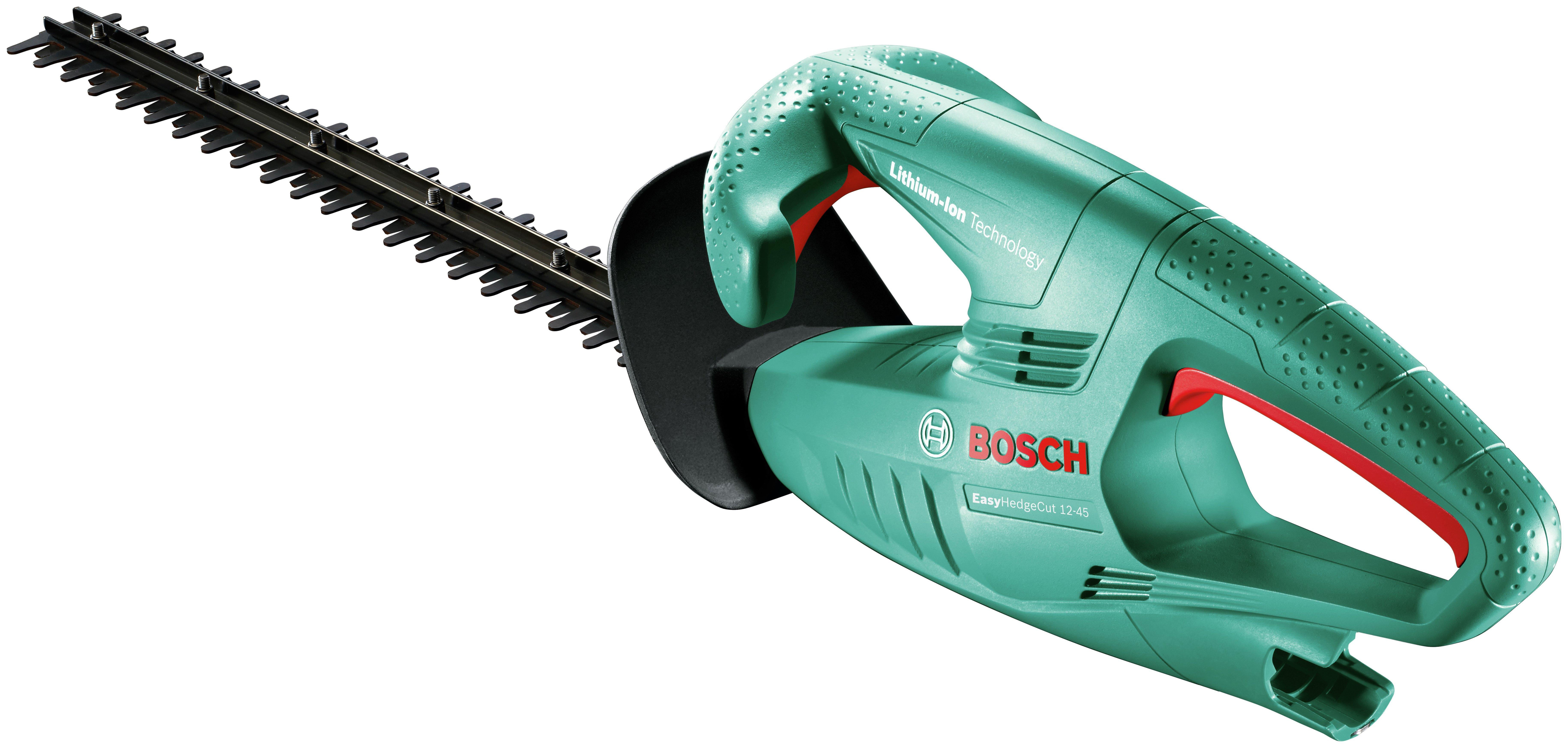 bosch easyhedgecut 12 350 cordless hedge trimmer 12v. Black Bedroom Furniture Sets. Home Design Ideas