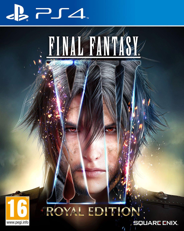 Image of Final Fantasy XV Royal Edition PS4 Game