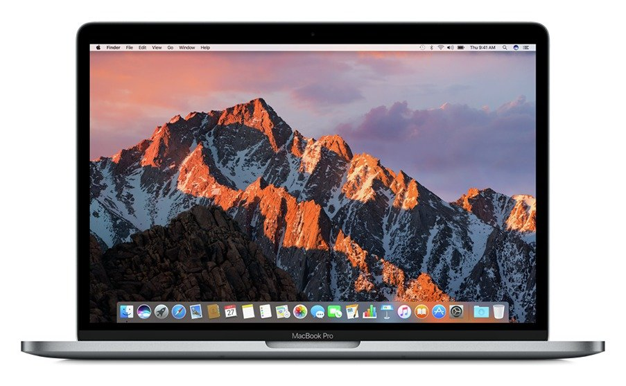 Apple Apple MacBook Pro 2017 13 Inch i5 8GB 128GB Space Grey