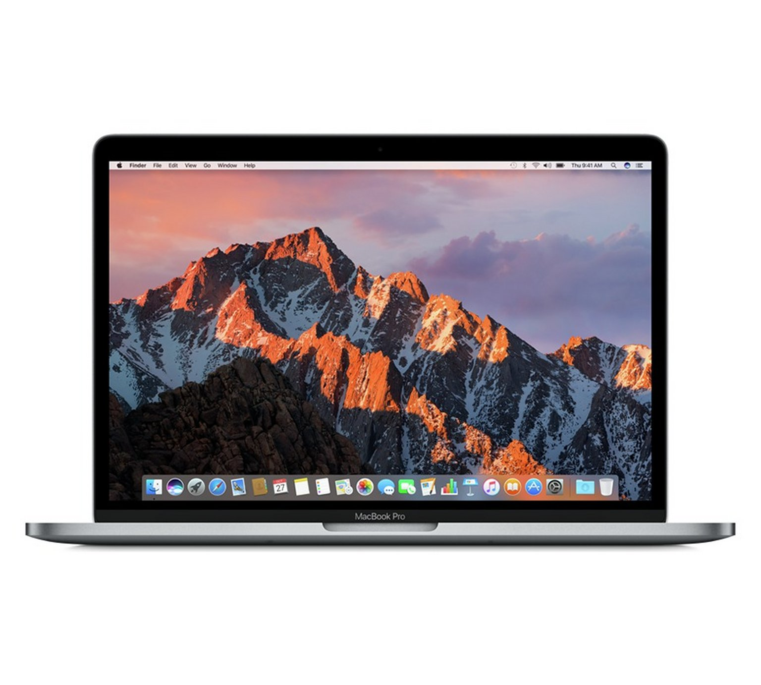 Apple MacBook Pro 2017 13 Inch i5 8GB 128GB Space Grey by Apple 698/2067