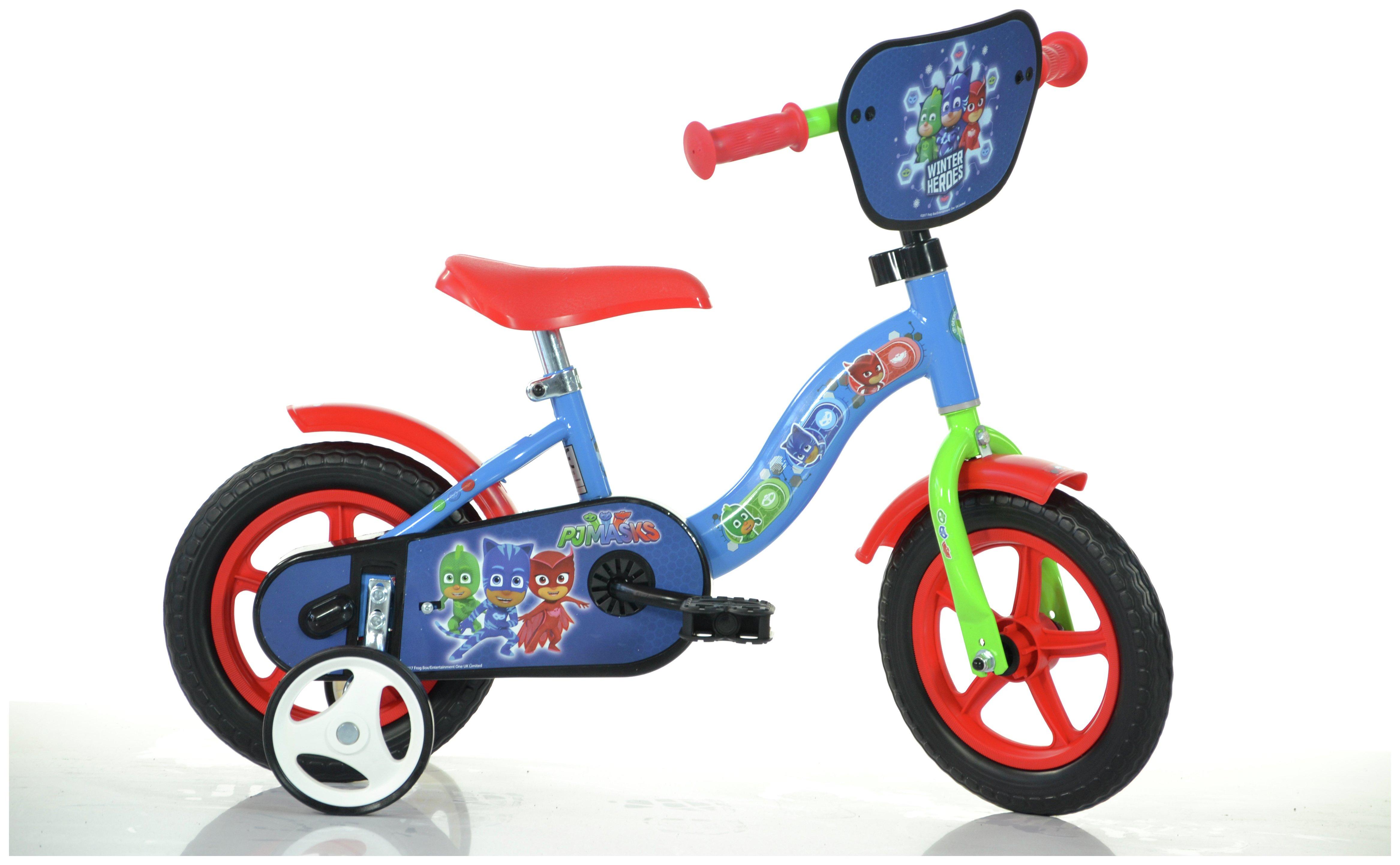 Image of Dino Bikes PJ Masks 10 Inch Bicycle.