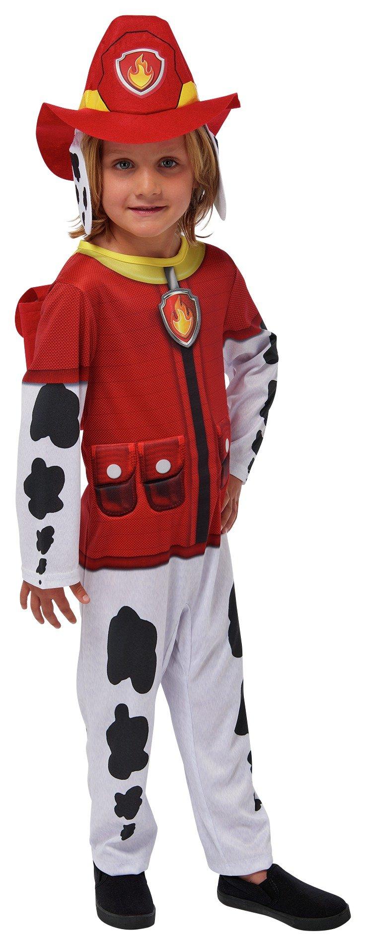 PAW Patrol Marshall Fancy Dress Costume - 3-4 Years