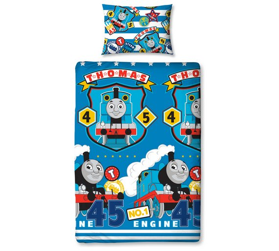 Thomas and Friends Patch Bedding Set   Single. Buy Thomas and Friends Patch Bedding Set   Single at Argos co uk