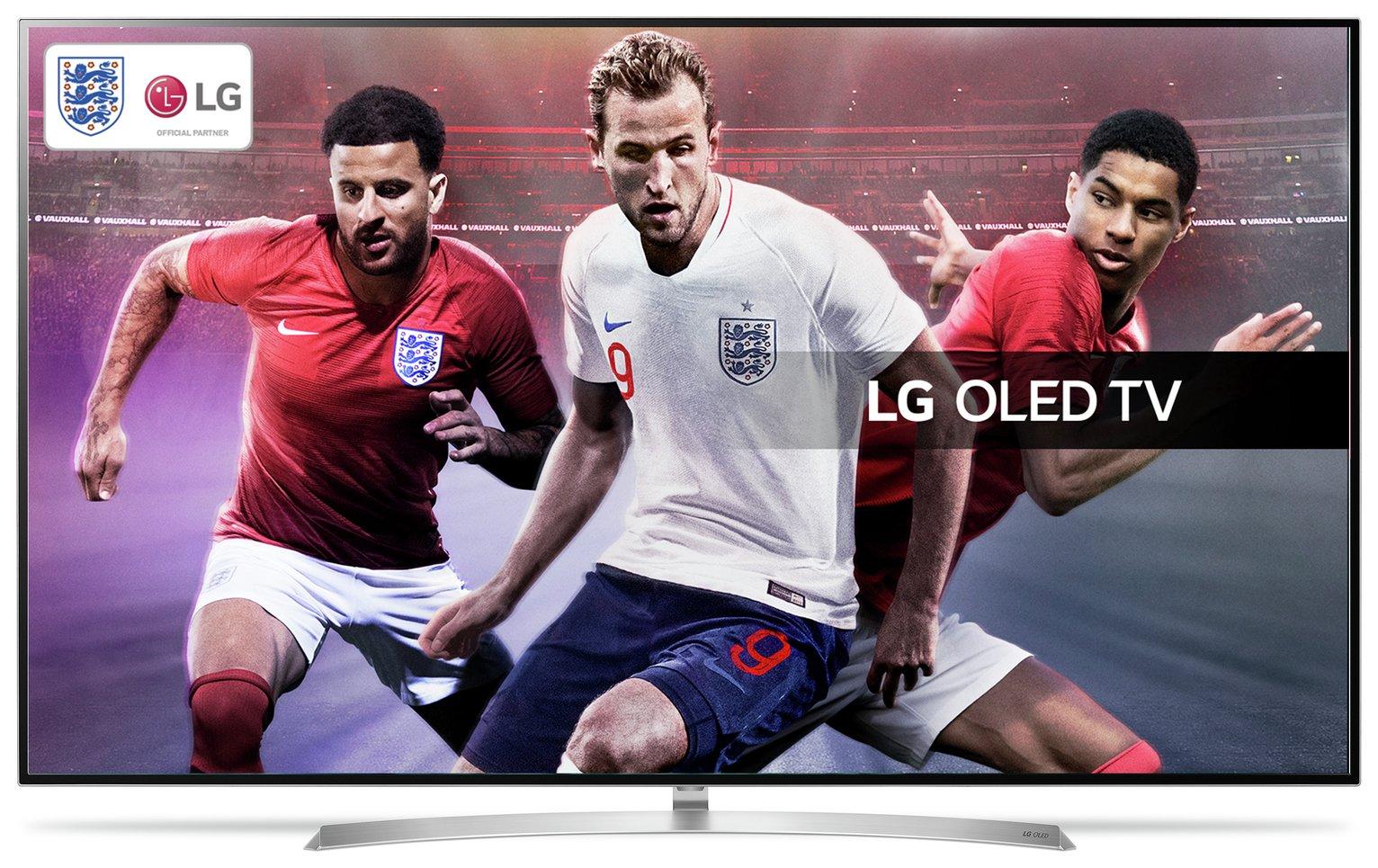 """Image result for LG OLED65B7V 65"""" Smart 4K Ultra HD OLED TV"""
