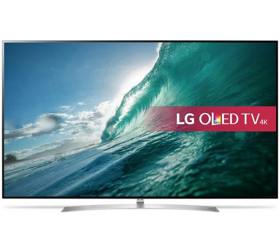 LG OLED65B7V 65 Inch Smart OLED 4K Ultra HD TV with HDR