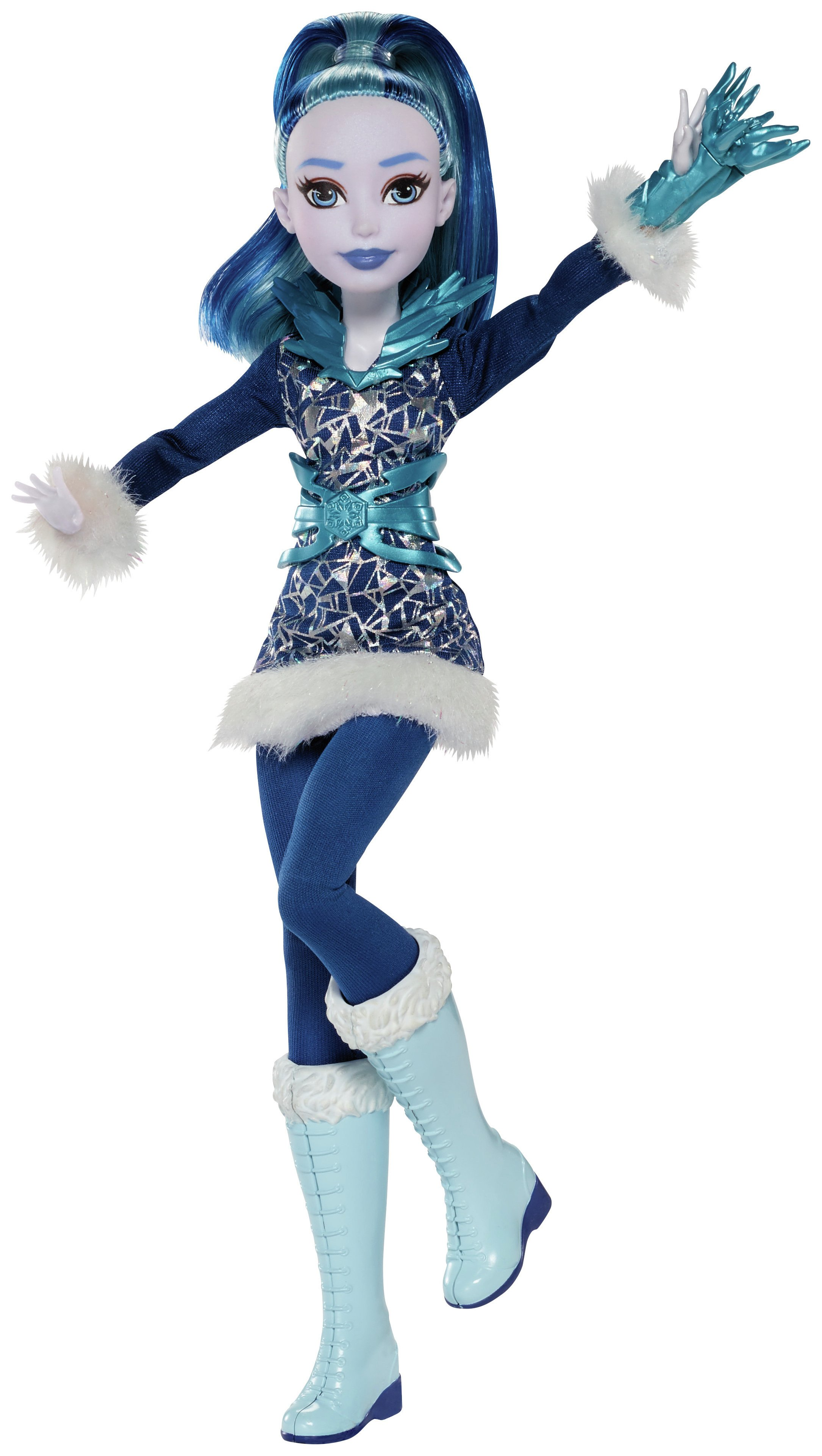 DC Super Hero Girls Frost 12 Inch Action Doll