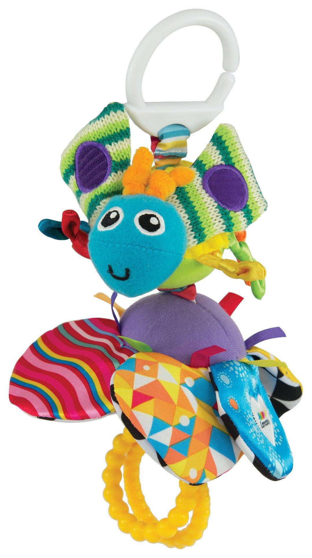 Image of Lamaze Flutterbug On the Go Toy.
