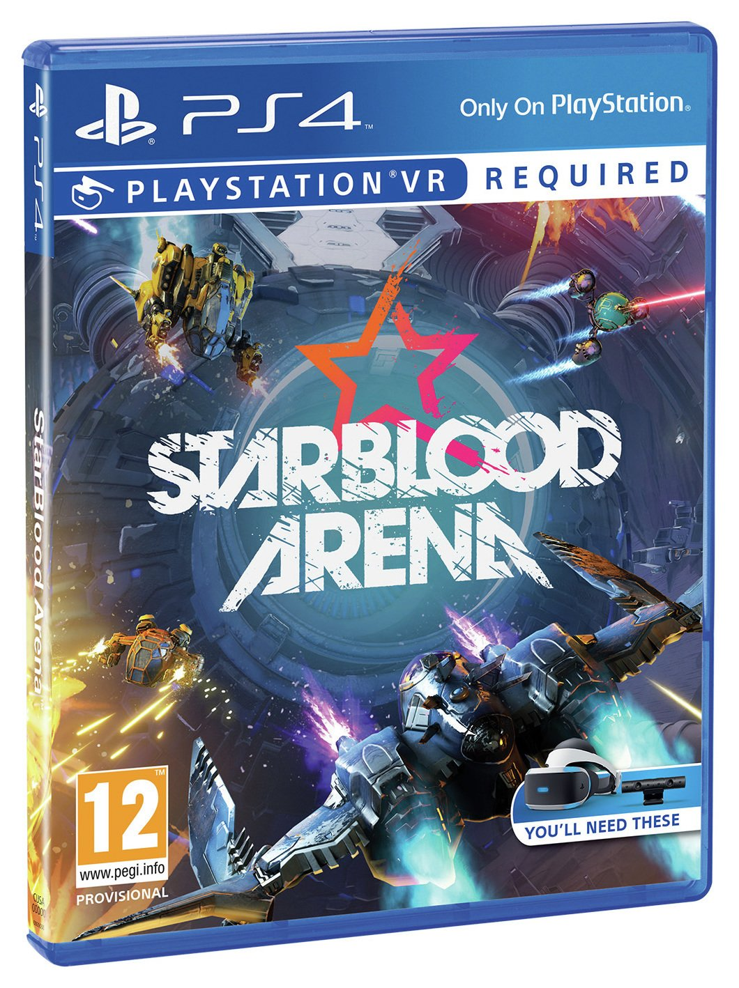 StarBlood Arena PS4 Game
