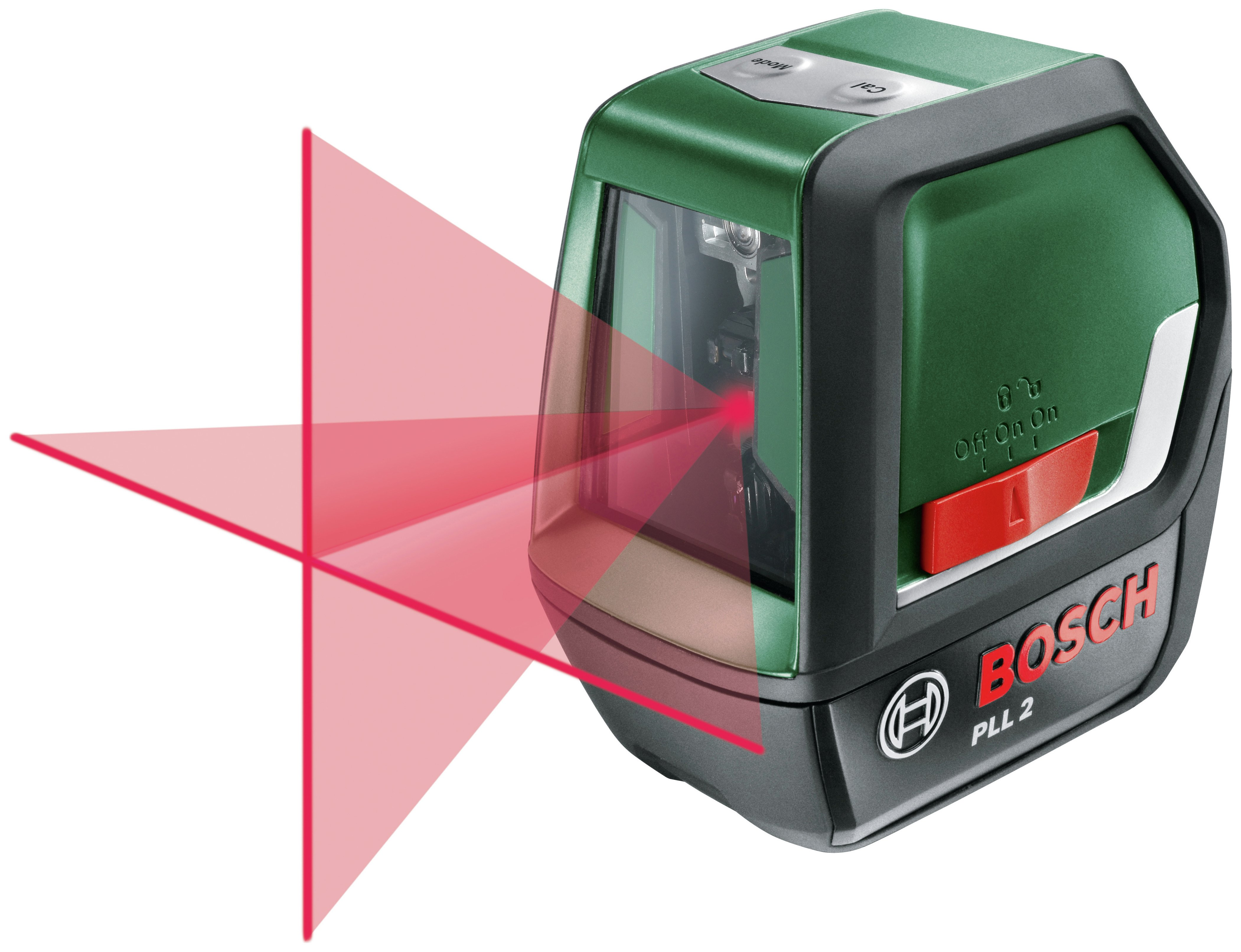 Bosch PLL 2 Cross Line Laser Level
