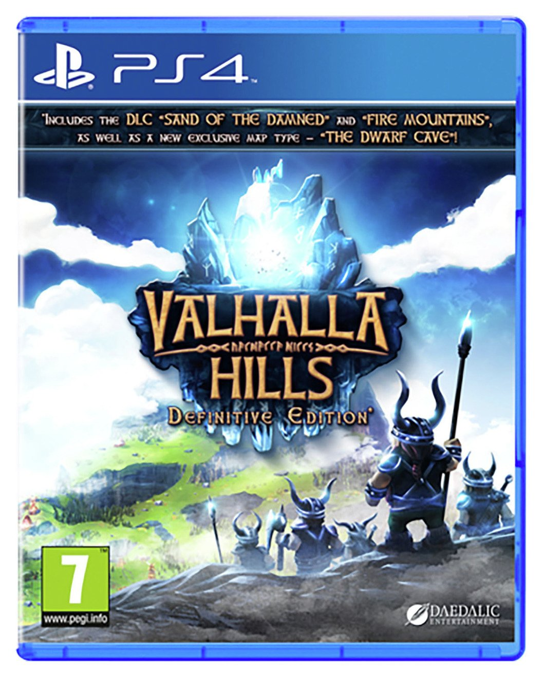 Valhalla Hills Definitive Edition PS4 Game