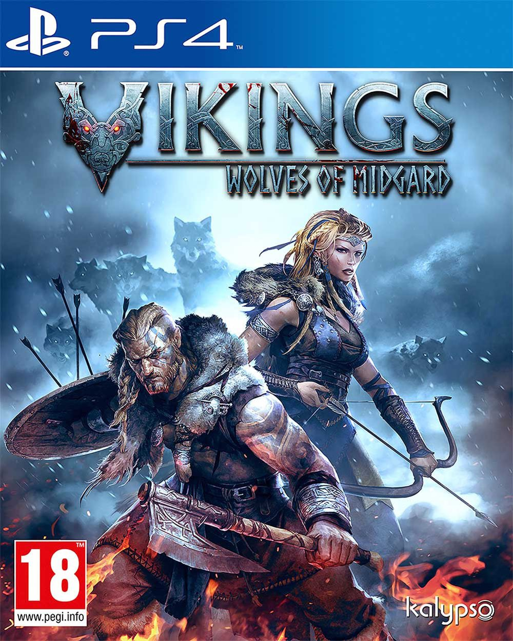 Vikings Wolves of Midgard Special Edition PS4 Game