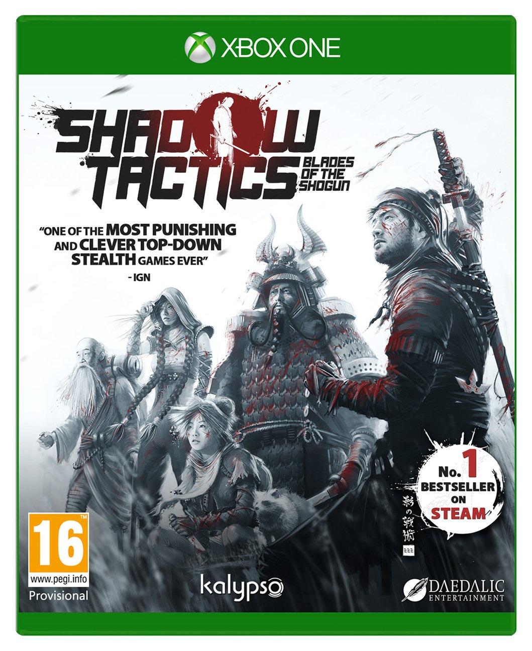 Shadow Tactics: Blade of the Shogun Xbox One Game