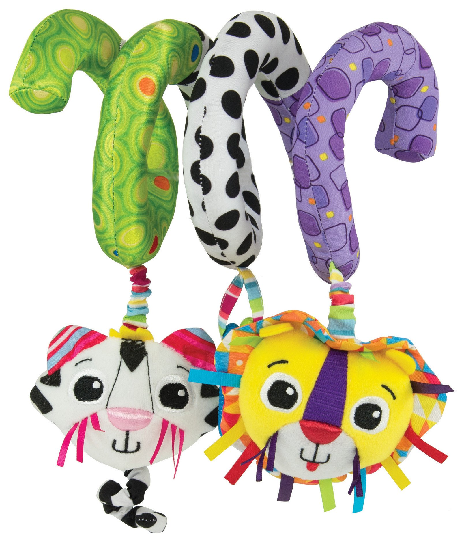 Image of Lamaze Activity Spiral On the Go Toy.