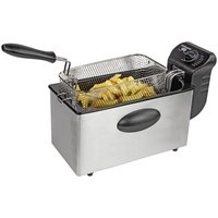 Cookworks Stainless Steel Semi Professional Fryer