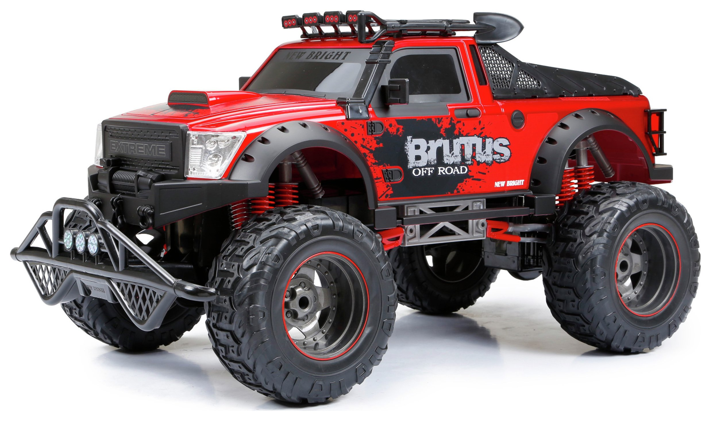 New Bright RC Brutus Truck 1:8.