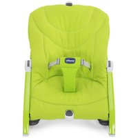 Chicco Green Pocket Relax Bouncer.