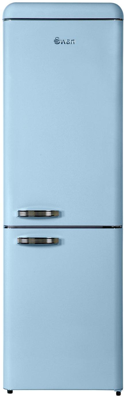 Swan Sr11020 Fcn Fridge Freezer   Cream by Argos