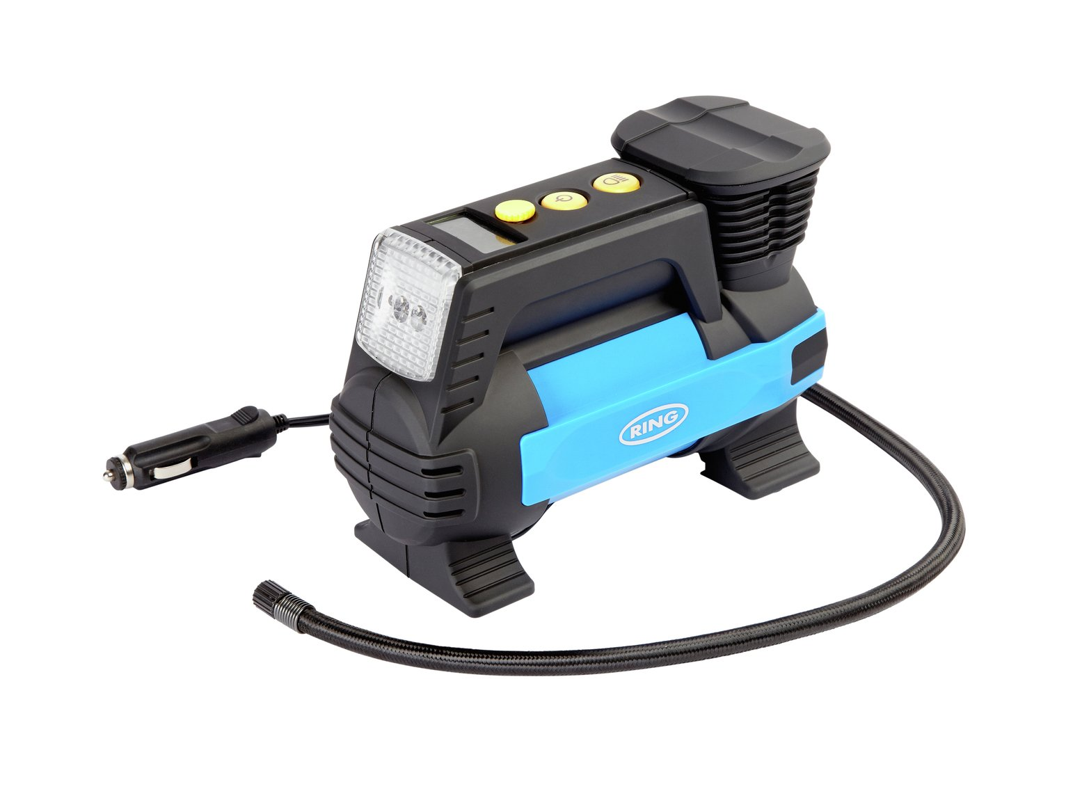 review of ring heavy duty tyre inflator. Black Bedroom Furniture Sets. Home Design Ideas