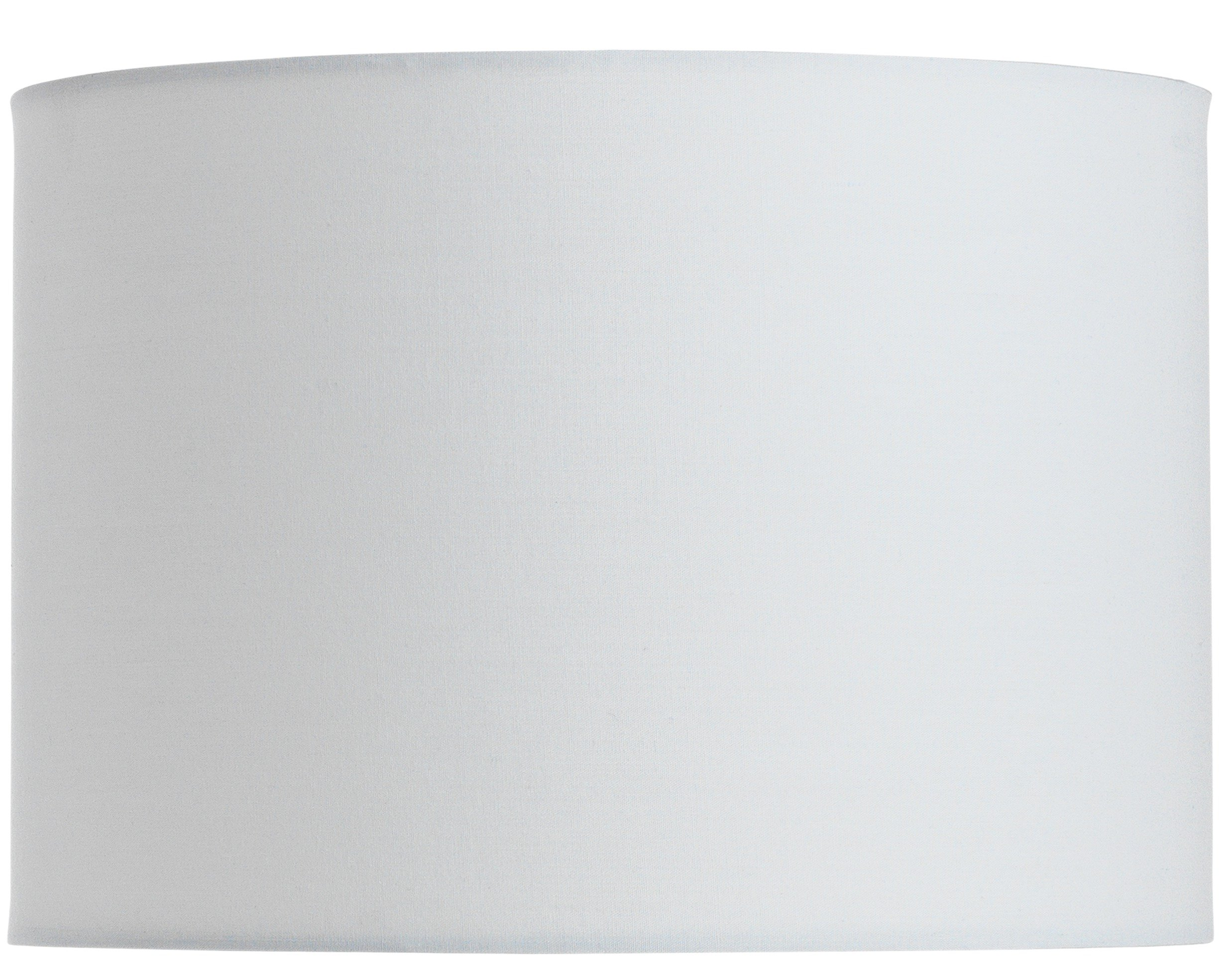 Argos Home Drum Light Shade - Super White