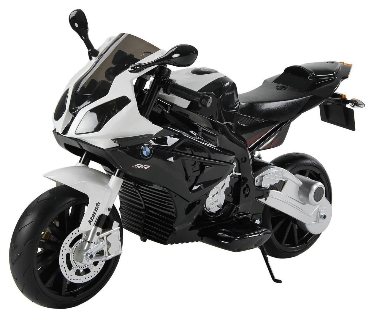 Image of BMW Motorcycle Ride On - Black.