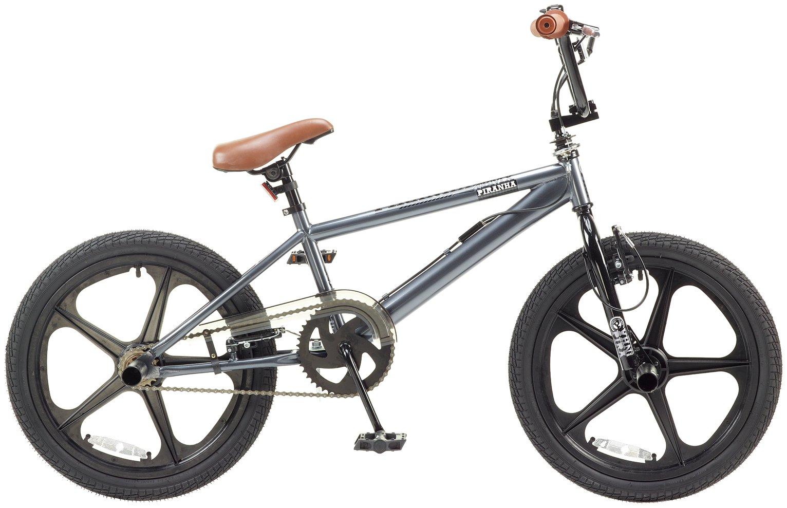 'Piranha 20 Inch No Mercy Bmx Bike