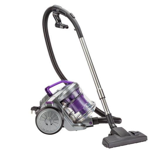 Buy Bush Multi Cyclonic Pet Bagless Vacuum Cleaner At Argoscouk