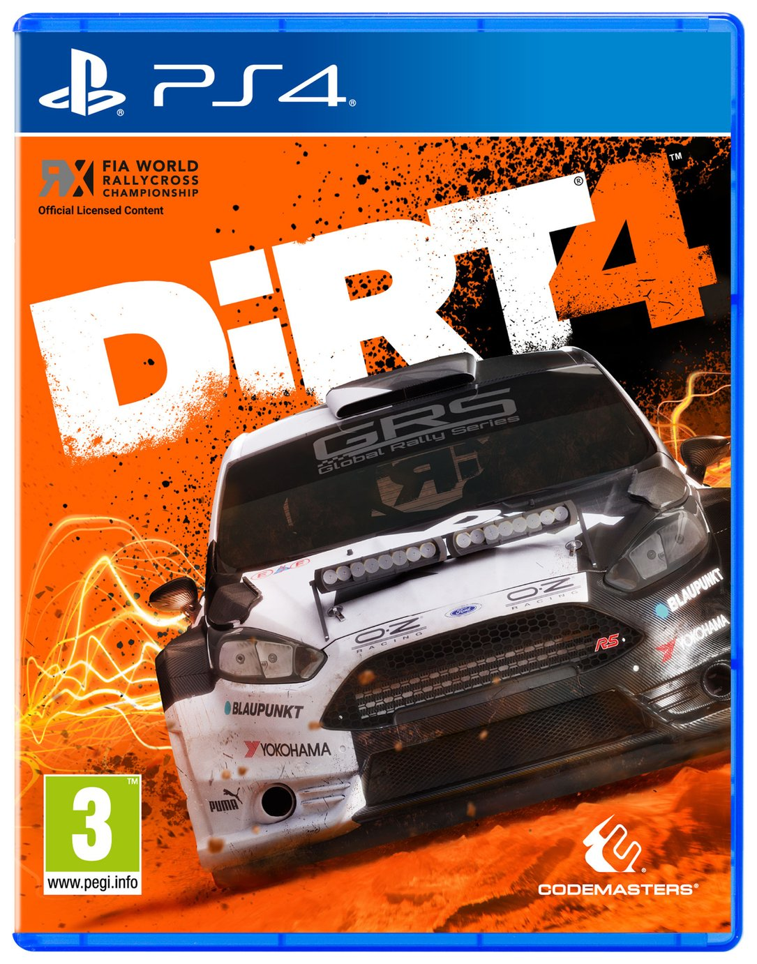 Image of Dirt 4 PS4 Game
