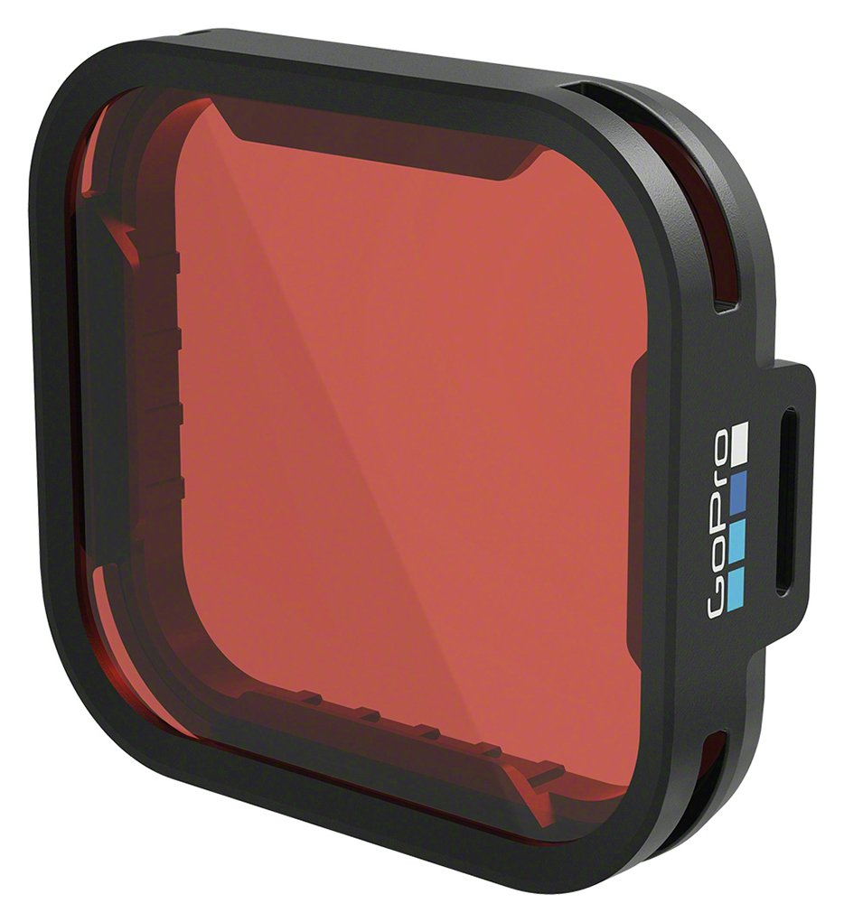 Image of GoPro Blue Water Dive Filter for HERO5 Camera.