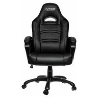 Nitro Concepts C80 Comfort Gaming Chair - Black.
