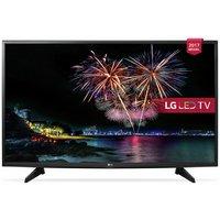 LG 43LJ515V 43'' 1080p Full HD Black LED TV