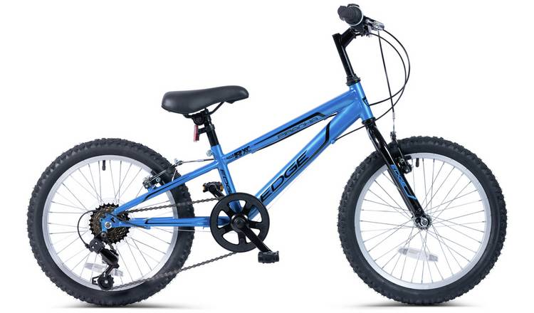 Piranha Edge 18 inch Wheel Size Kids Mountain Bike