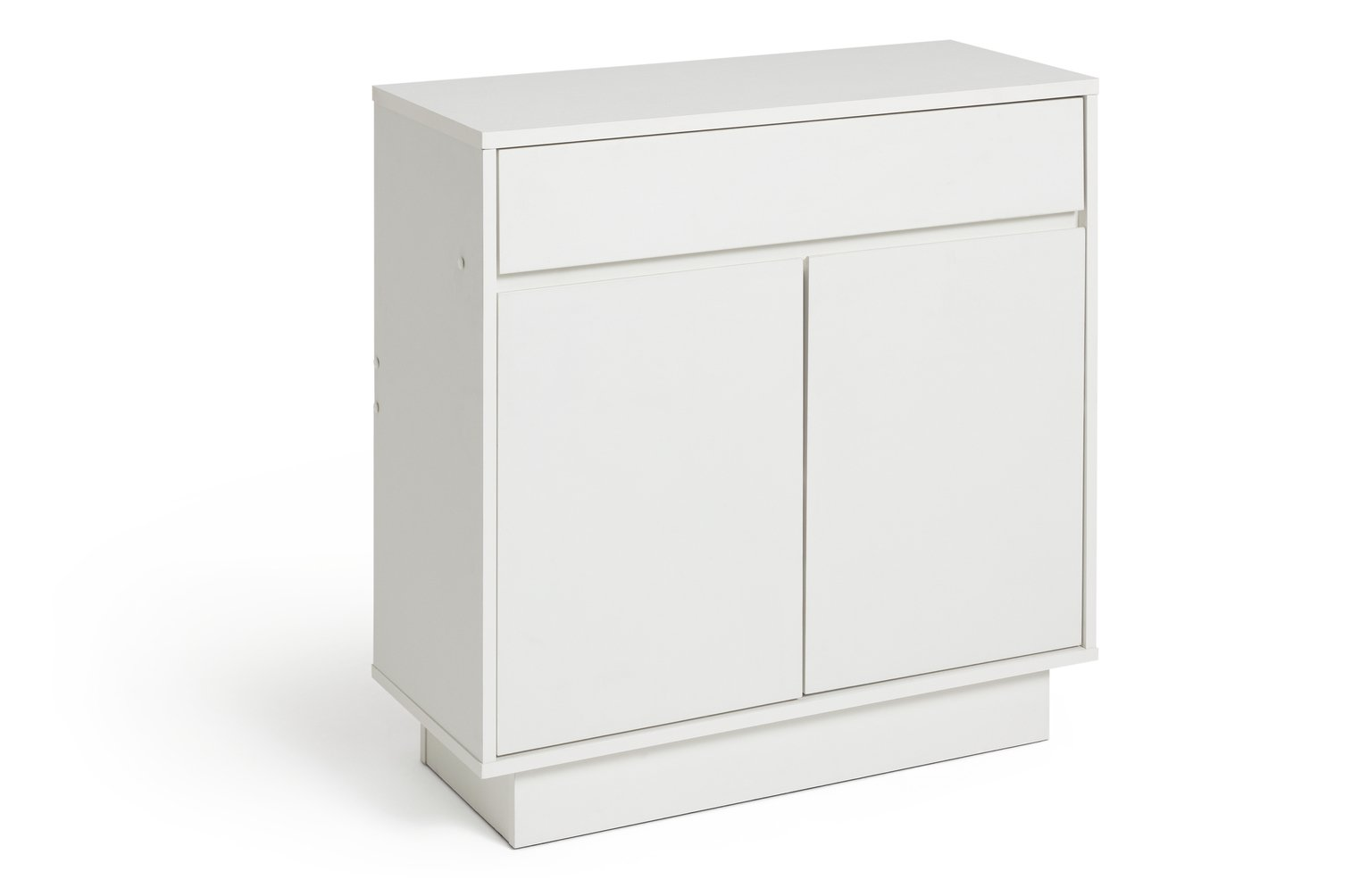 HOME Cubes Small Sideboard - White
