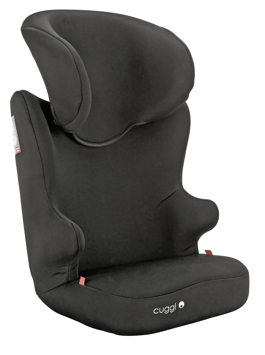 Cuggl Swallow Group 2/3 Car Seat - Black