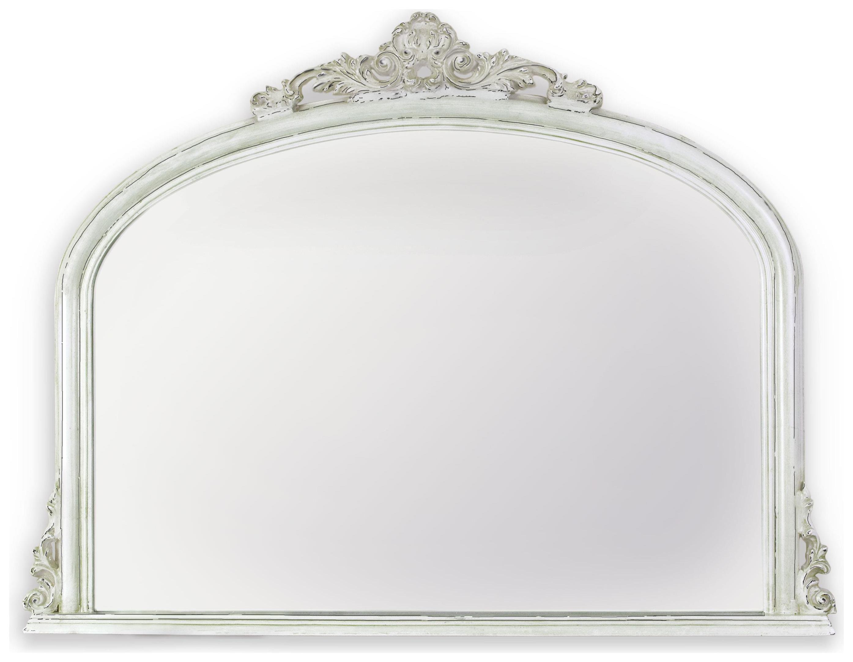 Overmantle mirrors available from for Overmantle mirror