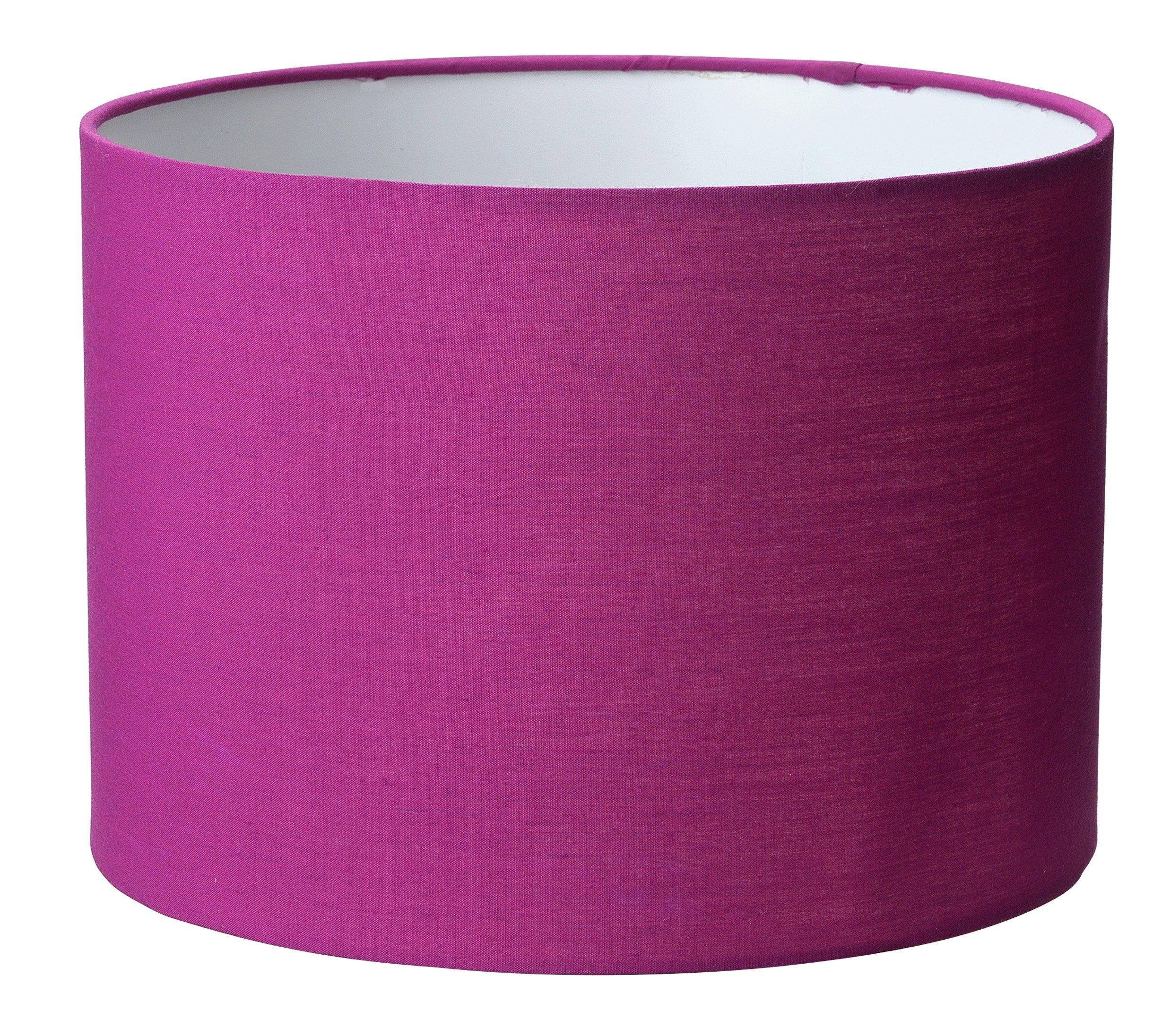 colourmatch drum light shade grape 6991395 argos. Black Bedroom Furniture Sets. Home Design Ideas