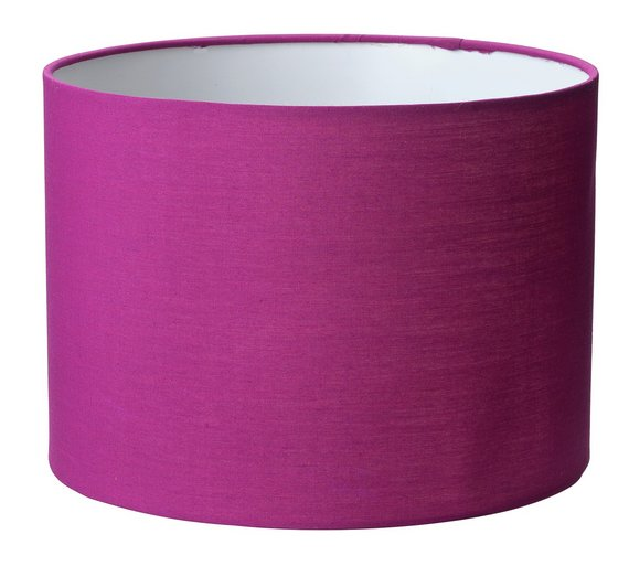 Buy colourmatch drum light shade grape lamp shades argos colourmatch drum light shade grape mozeypictures Images