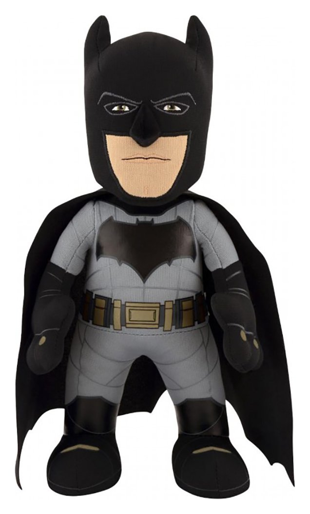 Image of Bleacher Creatures Dawn of Justice Batman 10 Inch Plush.