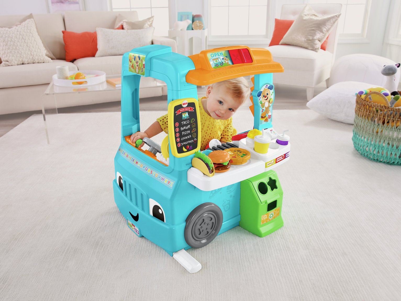 Fisher Price Grow With Me Kitchen Uk