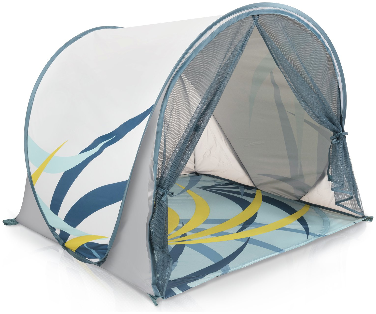 Image of Babymoov 1 Man 1 Room Anti-UV Tent - Tropical