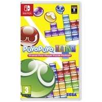 Puyo Puyo Tetris Switch Game