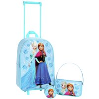 Disney Frozen 3 Piece Luggage Set