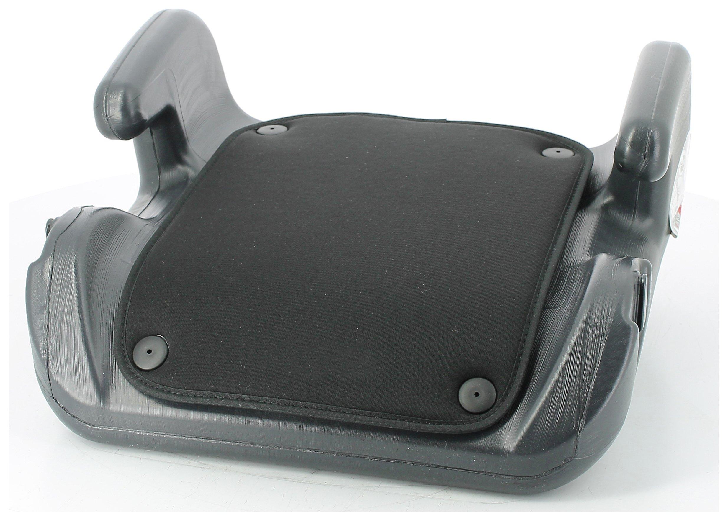Cuggl Group 2/3 Plastic Car Booster Seat - Black