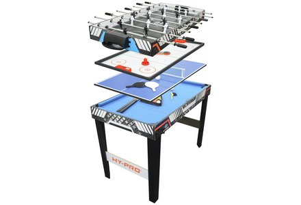 Hypro 4 in 1 Games Table