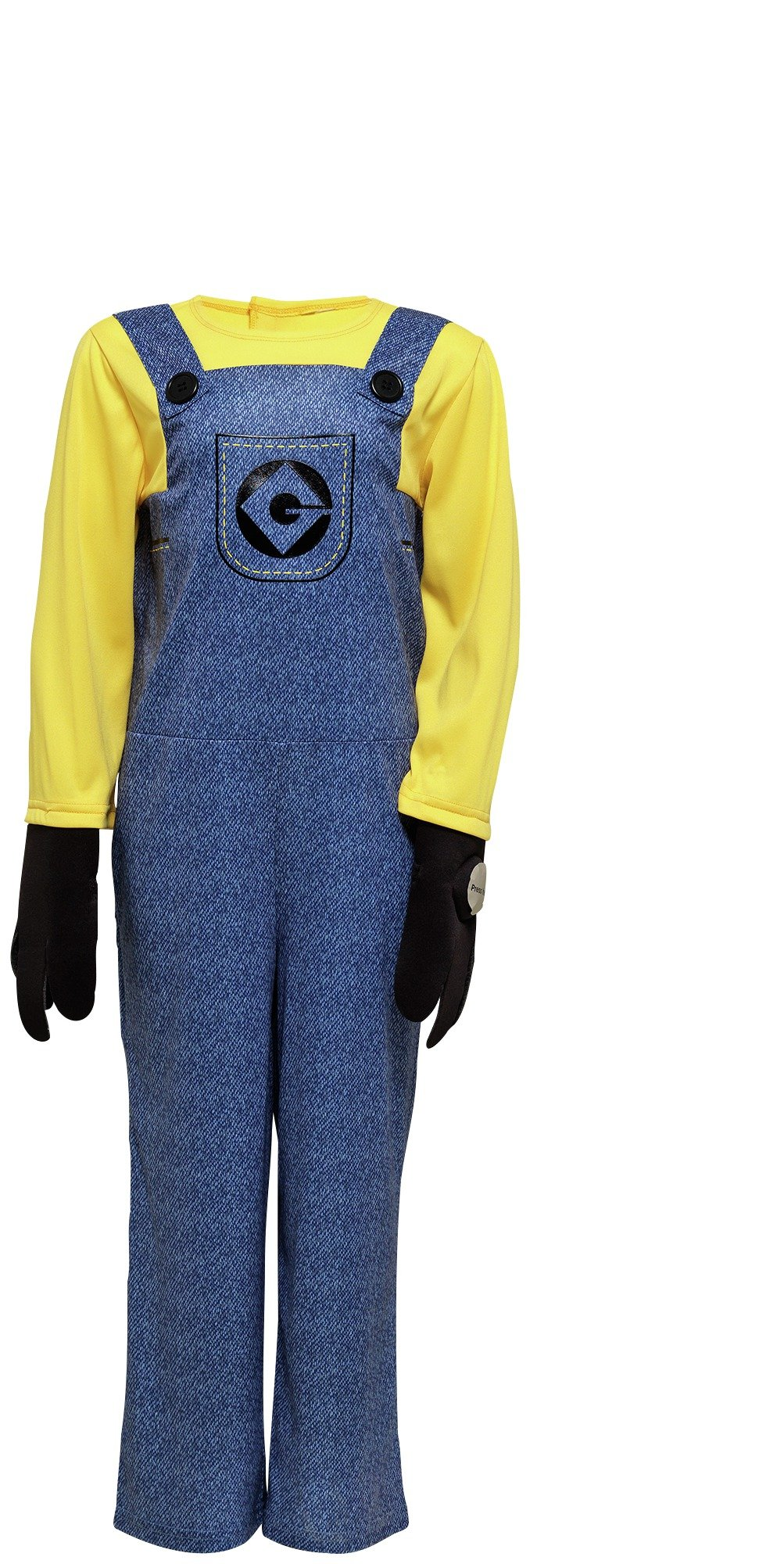 Minions Children's Fancy Dress Costume - 7-8 Years