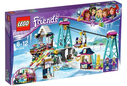 LEGO Friends Snow Resort Ski Lift - 41324.