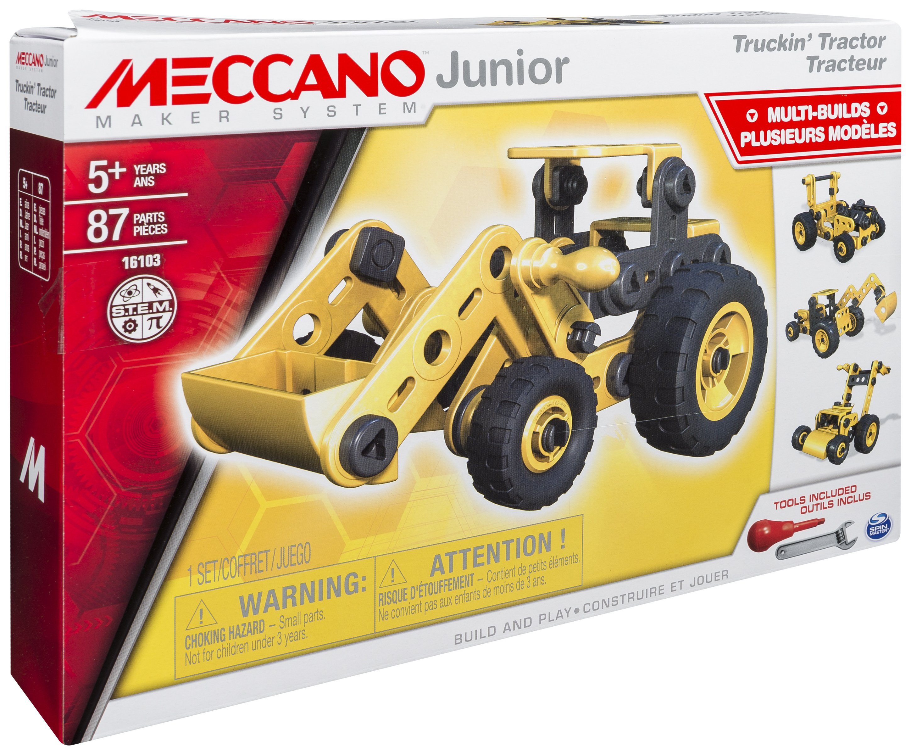 meccano junior truckin