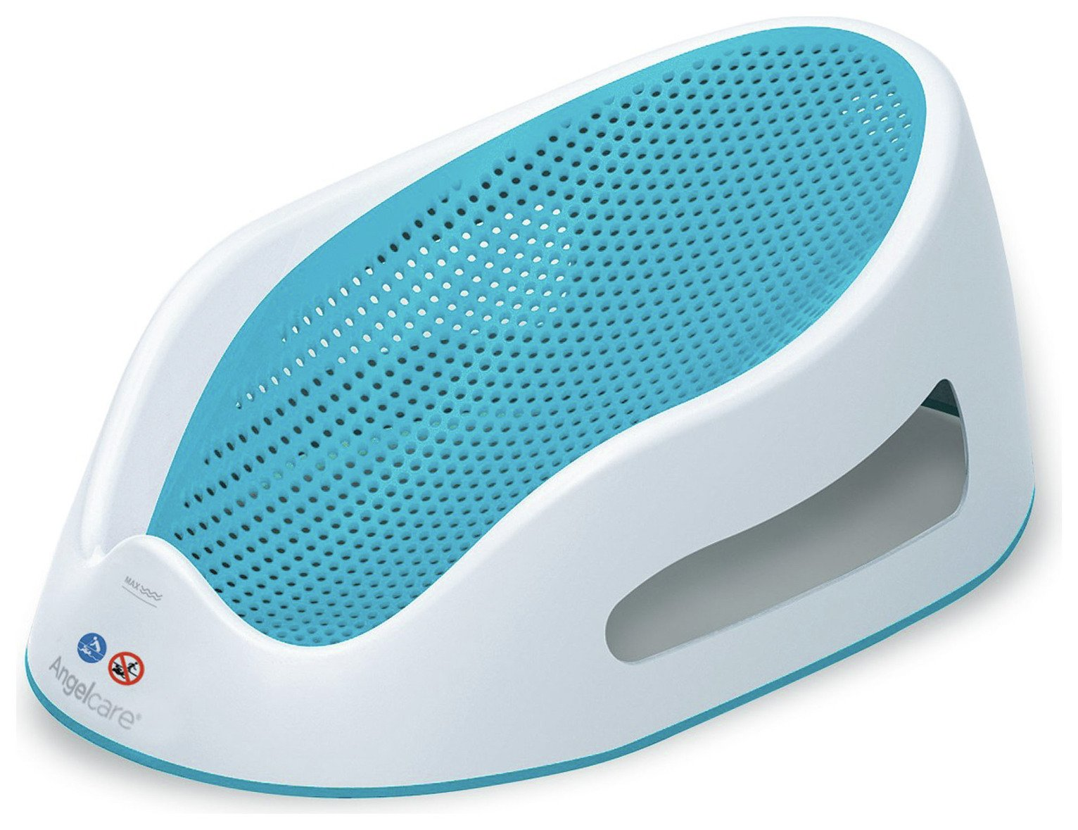 Image of Angelcare Blue Soft-Touch Bath Support