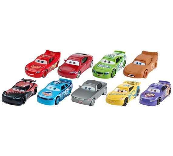 Buy Disney Cars 3 Die Cast Singles Assortment Toy Cars Vehicles